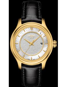 Chic Time | Montre Femme Tissot Fascination T9242101611100 Noir  | Prix : 1,650.00