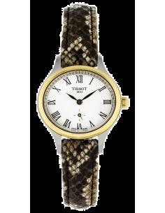 Chic Time | Montre Femme Tissot Bella Ora Piccola T1031102603300 Gris  | Prix : 390,00€