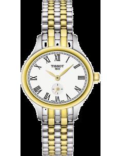 Chic Time | Montre Femme Tissot Bella Ora Piccola T1031102203300 Argent  | Prix : 450,00€