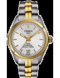 Chic Time | Montre Femme Tissot PR 100 T1012082203100 Argent  | Prix : 449,99€