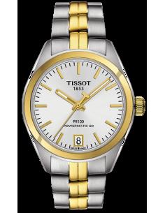Chic Time | Montre Femme TISSOT PR 100 Automatic T1012072203100  | Prix : 669,99€