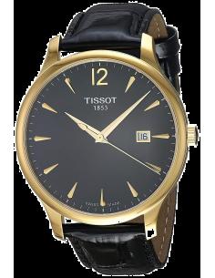 Chic Time | Montre Femme Tissot Tradition T0636103605700 Noir  | Prix : 310,00€
