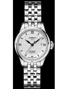 Chic Time | Montre Femme Tissot Le Locle T41118335 Argent  | Prix : 530,00€