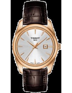 Chic Time | Montre Femme Tissot T9202107603100 Marron  | Prix : 1,890.00