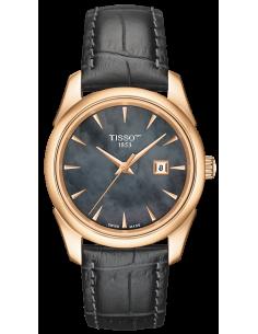 Chic Time | Montre Femme Tissot T9202107612100 Noir  | Prix : 1,890.00