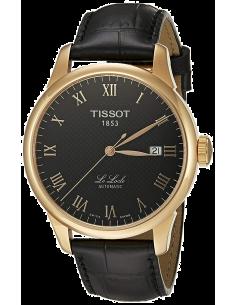 Chic Time   Montre Femme Tissot Le Locle T41642396 Noir    Prix : 635,00€