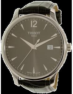 Chic Time | Montre Femme Tissot Tradition T0636101608700 Noir  | Prix : 299,99€
