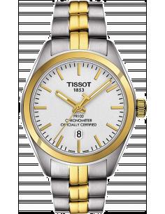 Chic Time | Montre Femme Tissot PR 100 T1012512203100 Argent  | Prix : 339,00€