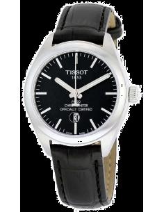 Chic Time | Montre Femme Tissot PR 100 T1012511605100 Noir  | Prix : 389,99€