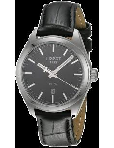 Chic Time | Montre Femme Tissot PR 100 T1012101605100 Noir  | Prix : 279,99€