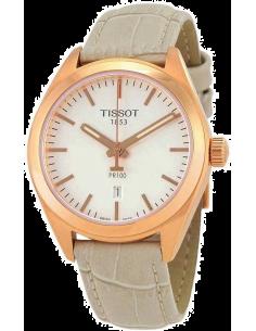 Chic Time | Montre Femme Tissot PR 100 T1012103603100 Blanc  | Prix : 359,99€