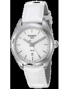 Chic Time | Montre Femme Tissot PR 100 T1012101603100 Blanc  | Prix : 200,00€