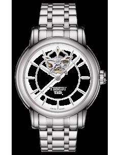 Chic Time | Montre Femme Tissot Lady Heart T0502071101104 Bracelet acier inoxydable ton argenté  | Prix : 819,99€