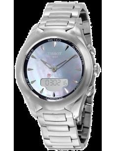 Chic Time | Montre Femme Tissot T-Touch Solar T0752201110101 Bracelet en acier inoxydable  | Prix : 716,67€