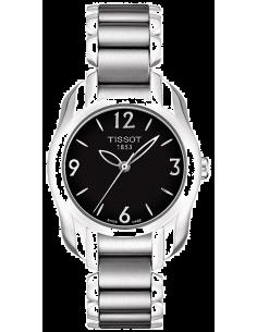 Chic Time | Montre Femme Tissot T-Wave T0232101105700 Bracelet en acier inoxydable  | Prix : 449,99€