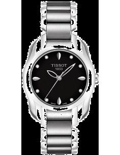 Chic Time | Montre Femme Tissot T-Wave T0232101105600  | Prix : 539,99€