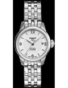 Chic Time | Montre Femme Tissot Le Locle Automatic T41118334 Argent  | Prix : 412,50€