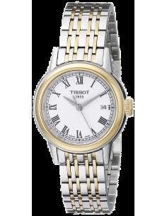 Chic Time | Montre Femme Tissot Carson T0852102201300 Argent  | Prix : 409,99€