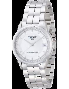 Chic Time | Montre Femme Tissot Luxury Automatic T0862071111100 Argent  | Prix : 869,00€