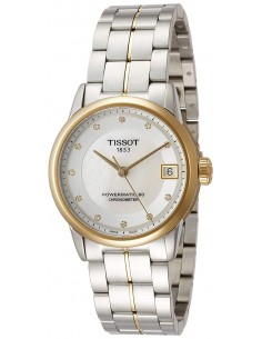 Chic Time | Montre Femme Tissot Luxury Automatic Cosc T0862082211600  | Prix : 1,249.00