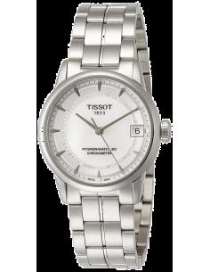 Chic Time | Montre Femme Tissot Luxury Automatic Cosc T0862081111600  | Prix : 899,99€