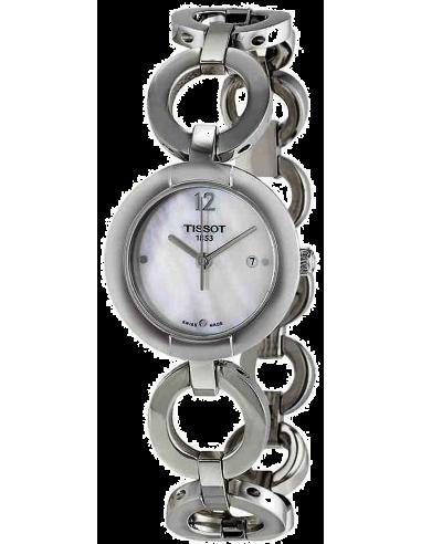 Chic Time | Montre Femme Tissot T0842101111701 Argent  | Prix : 299,99€