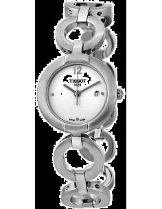 Chic Time | Montre Femme Tissot Pinky T0842101101700 Argent  | Prix : 319,99€