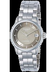 Chic Time | Montre Femme Tissot Luxury Automatic T0862071130100  | Prix : 739,99€