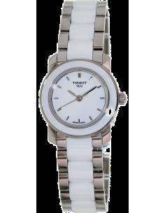 Chic Time | Montre Femme Tissot Ceramique T0642102201100  | Prix : 325,00€