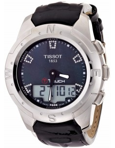 Chic Time | Montre Femme Tissot T-Touch II T0472204612600  | Prix : 619,99€