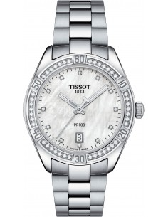 Chic Time | Montre Femme Tissot T-Classic PR 100 Lady Sport Chic Special Edition T1019106111600  | Prix : 1,125.00