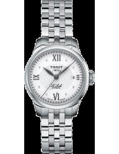 Chic Time | Montre Femme Tissot T-Classic Le Locle Automatic Lady T41118316  | Prix : 625,00€
