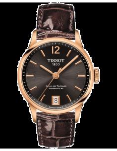 Chic Time | Montre Femme Tissot T-Classic Chemin des Tourelles Powermatic 80 Lady T0992073644700  | Prix : 720,83€