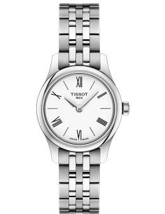 Chic Time | Montre Femme Tissot T-Classic Tradition 5.5 Lady T0630091101800  | Prix : 308,33 €