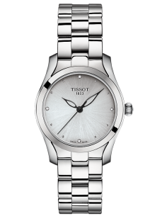 Chic Time | Tissot T1122101103600 women's watch  | Buy at best price