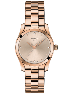 Chic Time | Montre Femme Tissot T-Lady T-Wave T1122103345600  | Prix : 391,67 €