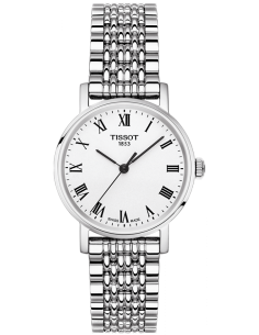 Chic Time | Montre Femme Tissot T-Classic Everytime Small T1092101103300  | Prix : 200,00 €