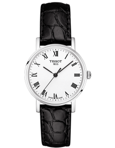 Chic Time   Montre Femme Tissot T-Classic Everytime Small T1092101603300    Prix : 175,00€