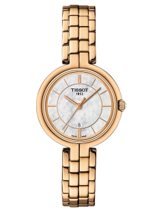 Chic Time | Montre Femme T-Lady Flamingo T0942103311101  | Prix : 325,00 €