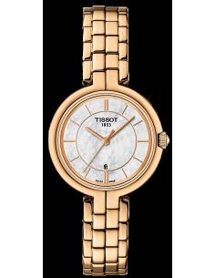 Chic Time | Montre Femme T-Lady Flamingo T0942103311101  | Prix : 325,00€
