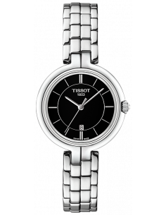 Chic Time | Montre Femme Tissot T-Lady Flamingo T0942101105100  | Prix : 245,83 €