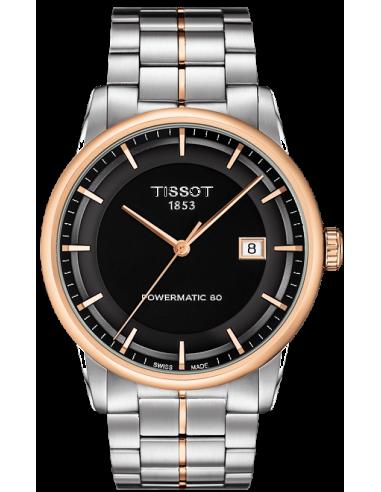 Chic Time | Montre Homme Tissot Luxury Automatic T0864072205100  | Prix : 909,99€