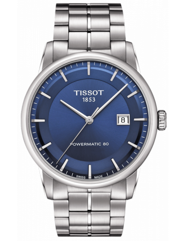 Chic Time | Montre Homme Tissot Luxury Automatic T0864071105100  | Prix : 469,99 €