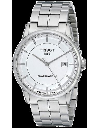 Chic Time | Montre Homme Tissot Luxury Automatic T0864071103100  | Prix : 579,17€