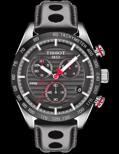 Chic Time   Montre Homme Tissot T-Sport T1004173720100 Noir    Prix : 550,00€