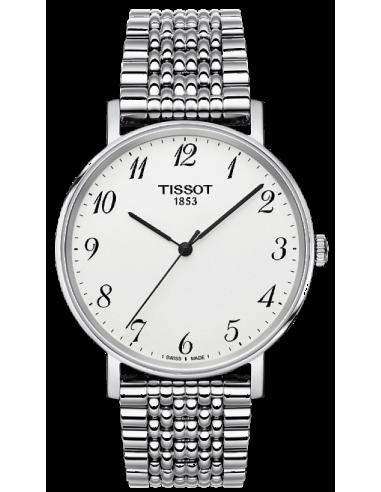 Chic Time | Montre Mixte Tissot Everytime T1094101103200 Argent  | Prix : 279,00€