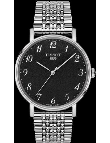 Chic Time   Montre Mixte Tissot T-classic T1094101107200 Argent    Prix : 279,99€
