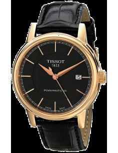 Chic Time | Montre Homme Tissot Carson T0854073606100 Noir  | Prix : 625,00€