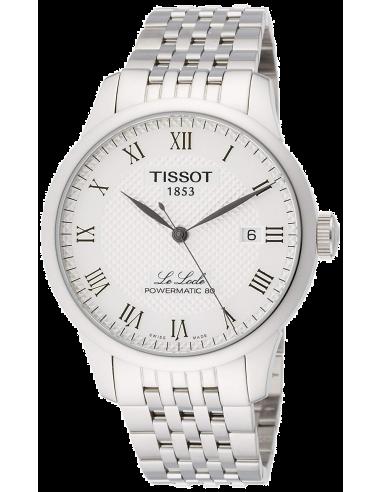 Chic Time | Montre Homme Tissot Le Locle Powermatic 80 T0064071103300 Argent  | Prix : 433,33€