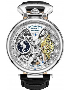 Chic Time | Montre Homme Stuhrling Original Emperor's Grand DT 3920.1  | Prix : 689,00 €